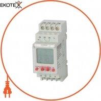 Реле времени электронное двухканальное e.control.t09