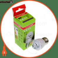 "eurolamp led лампа еко серія ""d"" g45 прозора 5w e27 3000k светодиодные лампы eurolamp Eurolamp LED-G45-05273(D)clear"