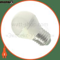 """eurolamp led лампа еко серія """"d"""" g45 5w e27 3000k светодиодные лампы eurolamp Eurolamp LED-G45-05273(D)"""