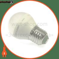 "LED-G45-05274(D) Eurolamp светодиодные лампы eurolamp eurolamp led лампа еко серія ""d"" g45 5w e27 4000k"