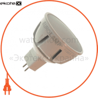 LED лампа MR16 GU5.3 6W 4200K SKY Eurolamp