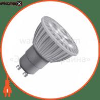 Светодиодная лампа 4.5W 35W 220V GU10 LED STAR PAR16 OSRAM теплый белый 36гр