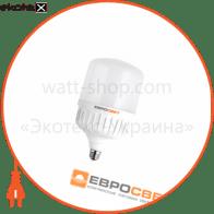Лампа світлодіодна високопотужна ЕВРОСВЕТ 25Вт 6400К EVRO-PL-25-6400-27 Е27