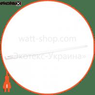 Лампа світлодіодна трубчаcта L-1500-6400-13 T8 24Вт 6400K G13220-240В 2200Lm скляна