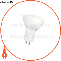 Лампа світлодіодна ЕВРОСВЕТ 6Вт 4200К G-6-4200-GU10