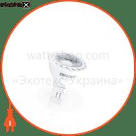 Лампа світлодіодна ЄВРОСВІТЛО G-4-4200-GU5.3