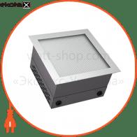 Свeтильник LED Грильято 211х211х123,5мм  33Вт 3000К текст.