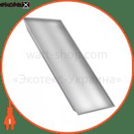ОФИС 16 Вт (черепашка-встраиваемый светильник) Модификация с опаловым рассеивателем