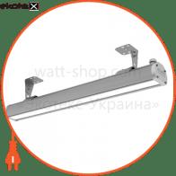 Свeтильник LED СТРУНА 621х77х163мм подвесной 24Вт 5000К IP65 прозр.