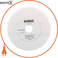 Круг заточной DeWALT DT3385