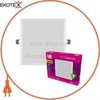 Светильник светодиодный встраиваемый Master-24 24W 4000К IP20 белый 26-0098