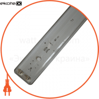Світильник ЛПП 11У-2х36-001 У3 ЕПРА (07254)