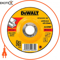 Круг шлифовальный DeWALT DT42620Z