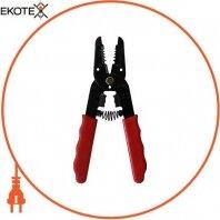Інструмент e.tool.strip.1041.1.6 для зняття ізоляції проводів перетином 0,9-6 кв. мм