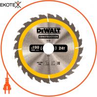 Диск пильный DeWALT DT1944