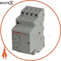 Модульный контактор ENERGIO MC1 4p 20A 4NO