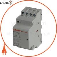 Модульный контактор ENERGIO MC1 4p 25A 4NO