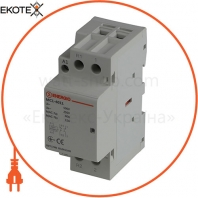 Модульный контактор ENERGIO MC1 2p 40A NO+NC