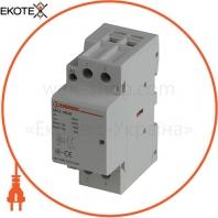 Модульный контактор ENERGIO MC1 2p 40A 2NO