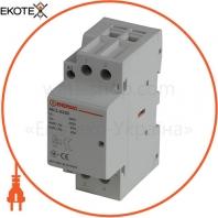 Модульный контактор ENERGIO MC1 2p 63A 2NO