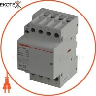 Модульный контактор ENERGIO MC1 4p 63A 4NO