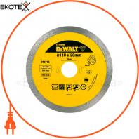 Диск алмазный DeWALT DT3715