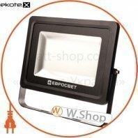 Прожектор светодиодный евросвет 150Вт 6400К EV-150-01 PRO 13500Лм HM