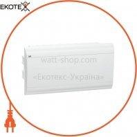 Бокс ЩРВ-П-18 модулей встраиваемый пластик IP41 PRIME белая дверь IEK