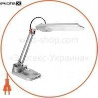Светильник светодиодный настольный MAGNUM NL011 7Вт 4100К серебряный