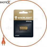 Батарейка ENERLIGHT LITHIUM CR 123A BLI 1