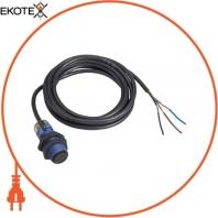 photo-electric sensor - XUB - diffuse - Sn 0.1m - 12..24VDC - cable 2m