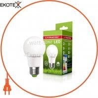 Классическая светодиодная EUROELECTRIC LED Лампа А60 12W E27 4000K