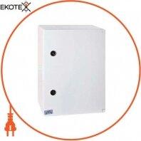 Корпус ударопрочный с АБС-пластика e.plbox.350.500.195.blank, 350х500х195мм, IP65