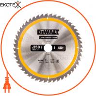 Диск пильный DeWALT DT1957