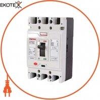 Силовой автоматический выключатель e.industrial.ukm.100Sm.63, 3р, 63А