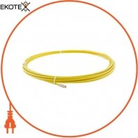 Протяжка для кабеля стеклопластиковая e.draw.rope.38.10 (d=3,8 мм, L=10 м)