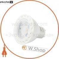 Лампа светодиодная ЕВРОСВЕТ 6Вт 4200К G-6-4200-GU10