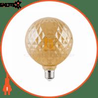 Лампа FILAMENT LED Твист 6W 2200K E27 540Lm 220-240V