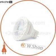 Лампа светодиодная ЕВРОСВЕТ 6Вт 3000К G-6-3000-GU5.3