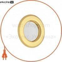 Светильник точечный_DELUX_HL160011_MR16 G5.3 золото