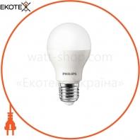 Лампа светодиодная Philips ESS LEDBulb 12W-120W E27 3000K 230V A60 RCA