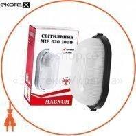 Светильник настенно-потолочный MAGNUM MIF 020 100W E27 черный
