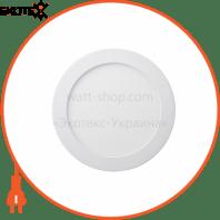 Накладная Круглая LED Панель 442-SRP-12 Цвет 4200K 12W - O174mm - 950lmНакладна Кругла LED Панель 442-SRP-12 Колір 4200K 12W - O174mm - 950lm