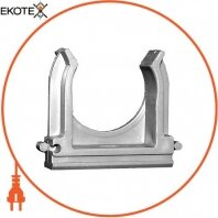 Клипса e.g.tube.clip.stand.25 для гофротрубы д.25 (упаковка 50 шт)