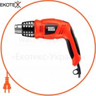 Пистолет горячего воздуха - фен сетевой BLACK+DECKER KX1693