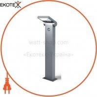 Светильник светодиодный Bollard Light Tosca 10W 3000K 1000H-S DG