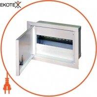 Корпус e.mbox.stand.w.06.z металлический, под 6 мод., встраиваемый, с замком