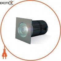 Intelite O32131 светильник светодиодный ground light 1w 3000k s st