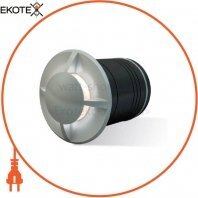 Светильник светодиодный Ground Light 3W 3000K 4C AL