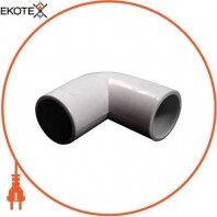 Угловой соединитель e.pipe.angle.stand.16 для труб d16мм